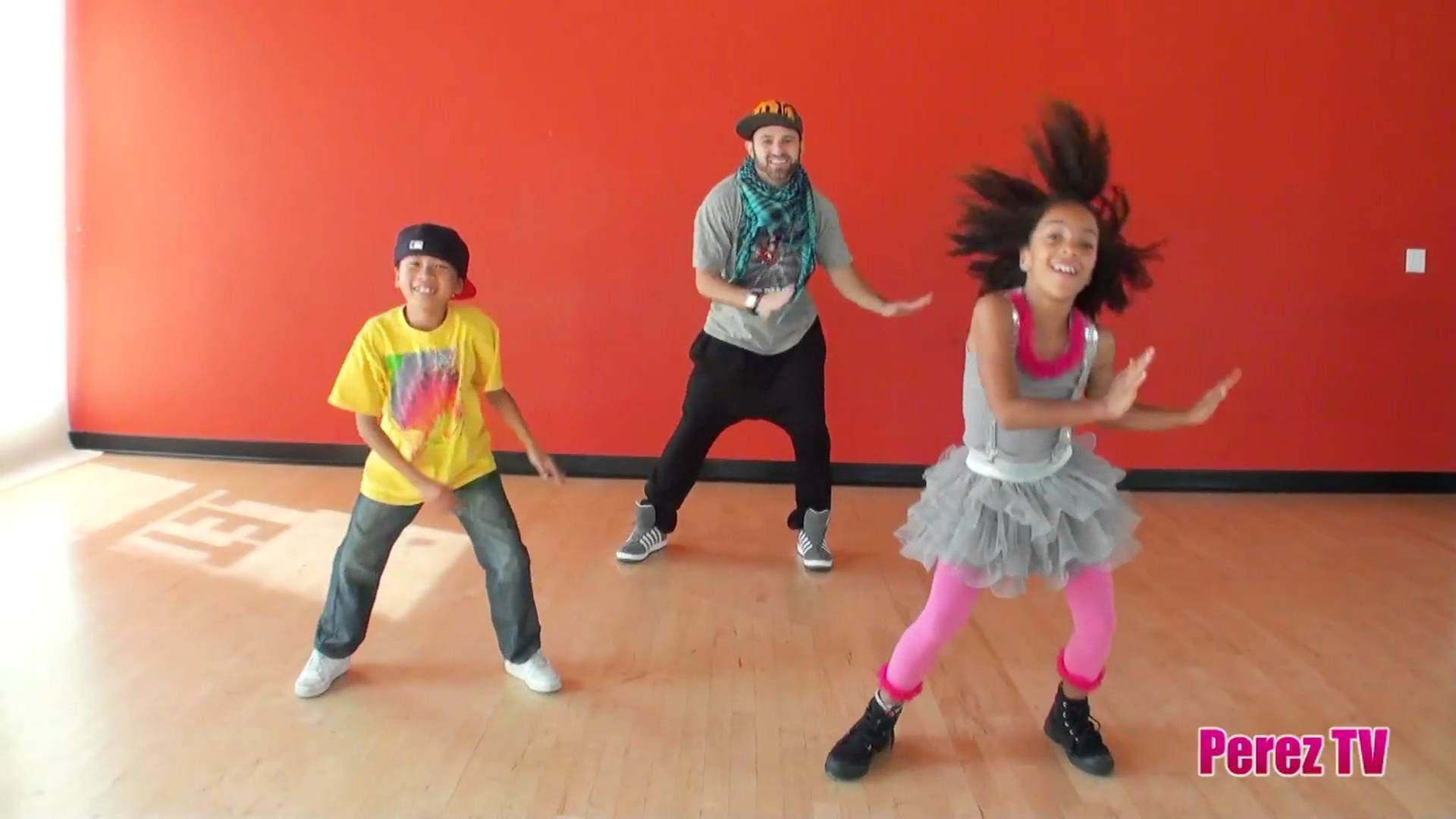Fun Dance Routine To Do With Kids