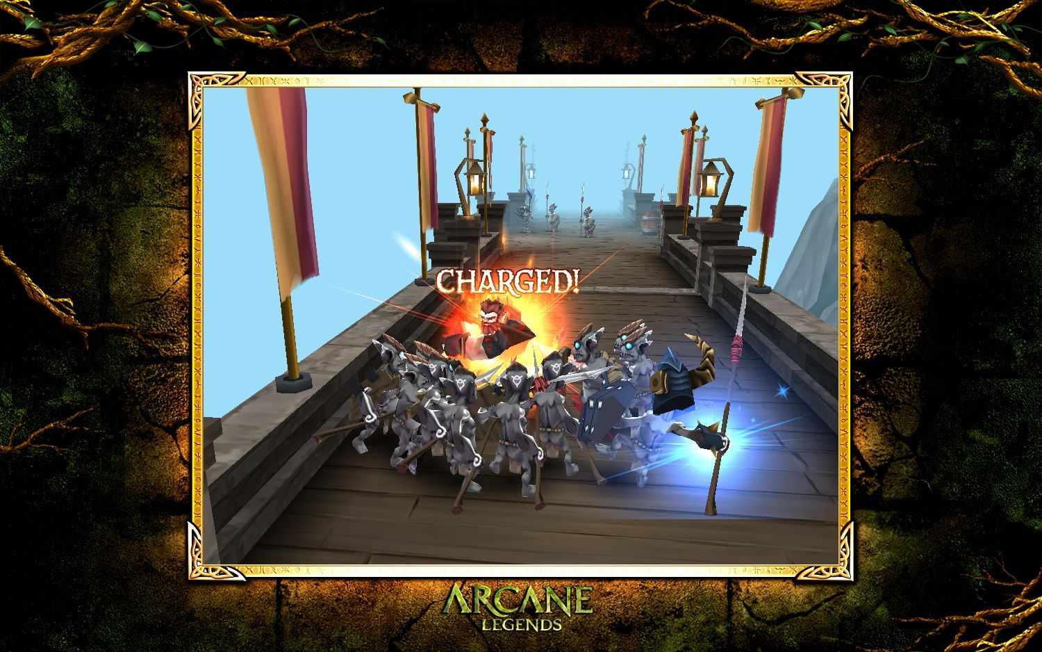 Arcane Legends is a free to play 3D Fantasy MMORPG browser game. Here you will find some Arcane Legends reviews, guides, videos, screenshots, news, walkthrough, tips and more.