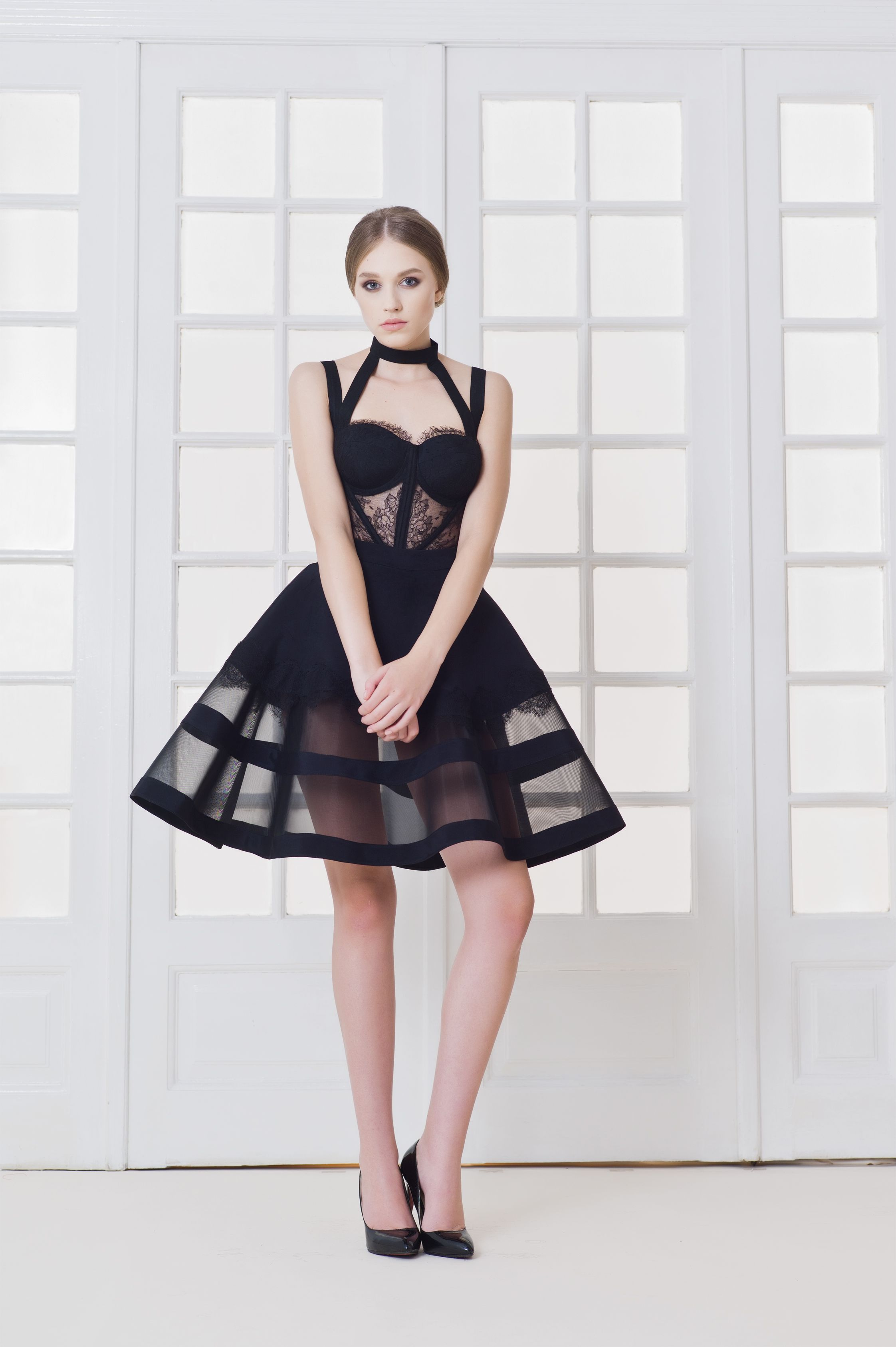 Cristina Savulescu Bordel Fashion Dresses Party Dress Glamorous Dresses [ 3372 x 2244 Pixel ]