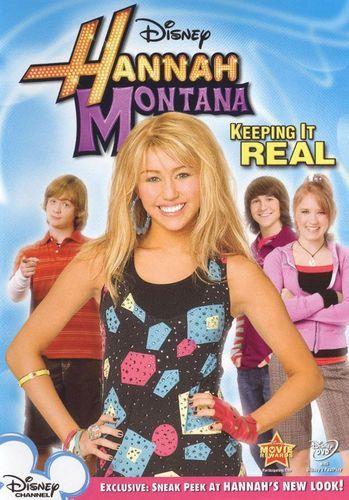 Hannah Montana: Keeping It Real [DVD]