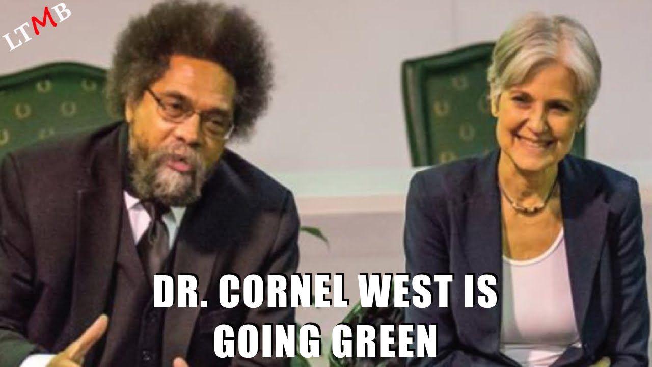 Dr. Cornel West Endorses Jill Stein!