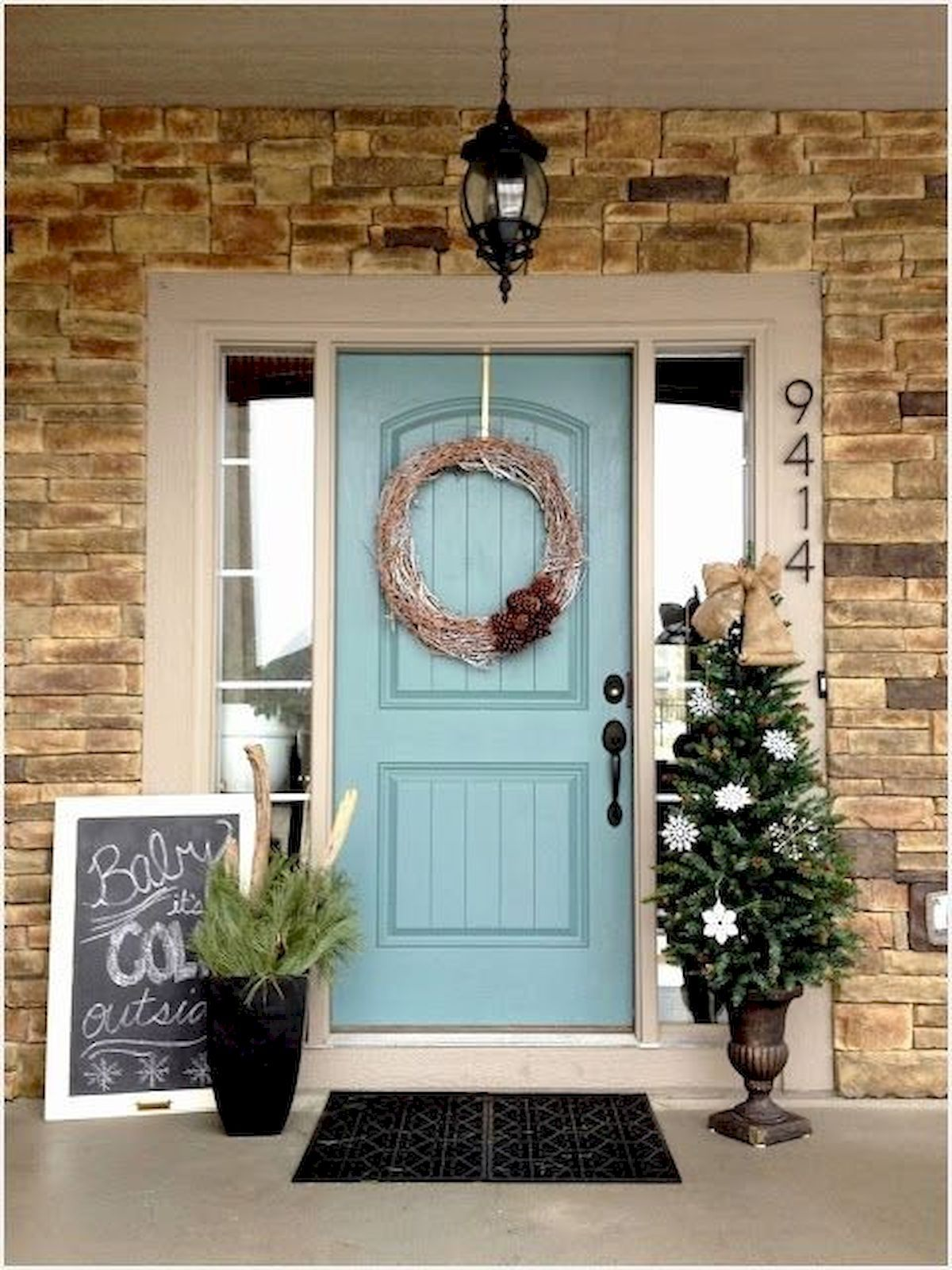 33 Magical Front Door Colors Design Ideas images