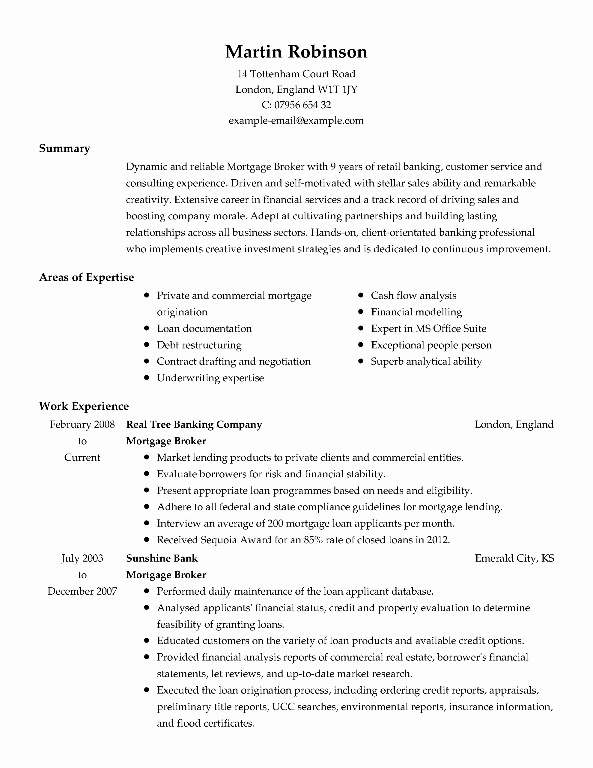 Real Estate Agent Resume Examples Inspirational Amazing Real Estate Resume Examples To Get You Hired Good Resume Examples Resume Examples Job Resume Examples