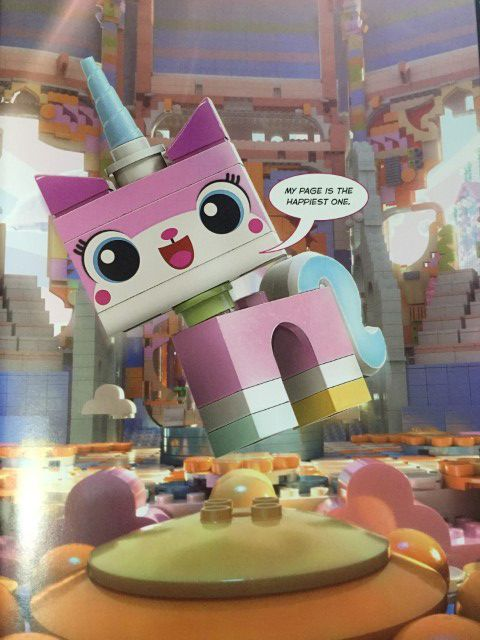 From my copy of The LEGO Movie The Essential Guide Legos - copy coloring pages lego minifigures