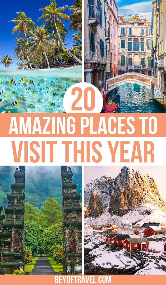 25 Dream Destinations For 2021 Bey Of Travel In 2021 City Trip Travel Inspiration Travel Photography Europe