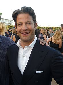 nate berkus - gay. interior designer & daytime tv host. was the