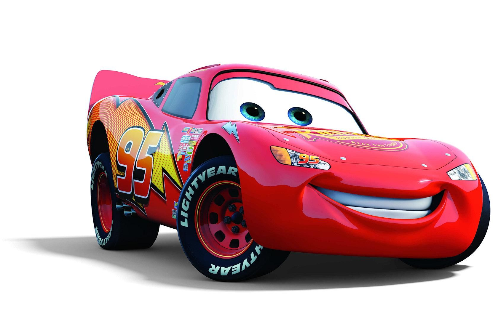 Cars Lightning McQueen 001 Wallpaper HD