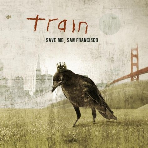 Im listening to Save Me, San Francisco by Train on Slacker. You should too. This is a good station as well.  You can discover or re-discover some decent artists.