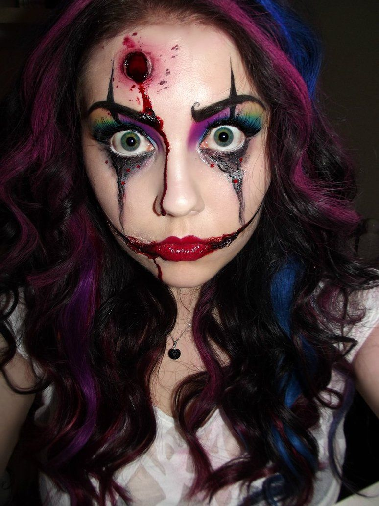Uncategorized Halloween Witch Face Paint Ideas image result for clown face paint inspirations monkeys circus dystopia pinterest halloween 2017 and faces