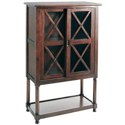 Best Nicola Cabinet Chestnut Chestnut Brown 31 75 W X 15 25 D 400 x 300