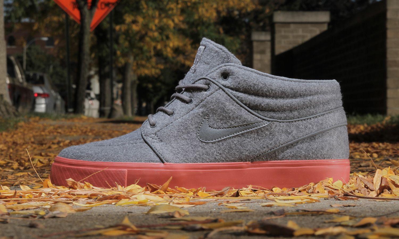 Nike SB Stefan Janoski Max Grey • Highsnobiety 772c40295