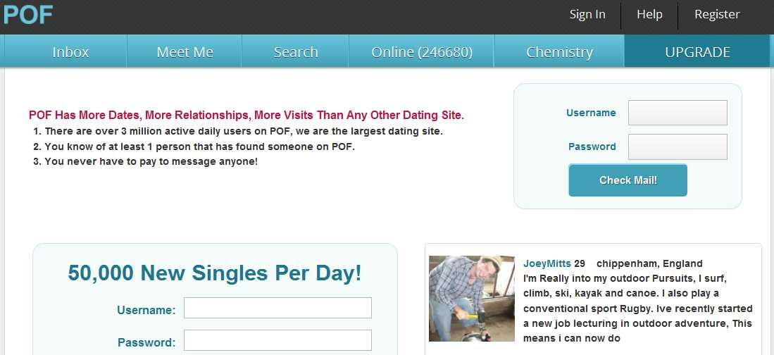 Are There Any Really Free Dating Sites