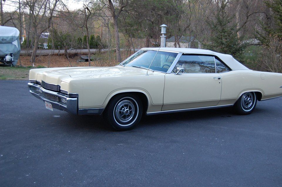 1969 Mercury Marquis (MA) - $16,000 Please call Peter @ 617-291-2521 ...
