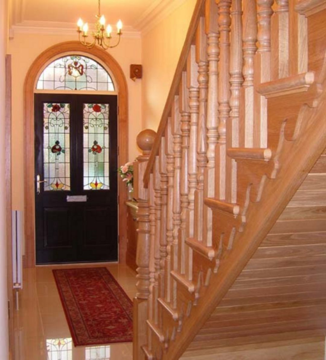 20 Excellent Traditional Staircases Design Ideas: 20+ Amazing Victorian Staircases Design Ideas For Beauty