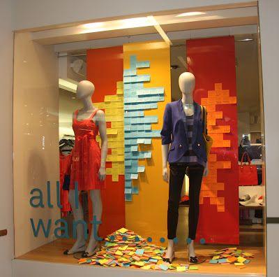 Louise Goodman Visual Merchandising Visual Merchandising Display Fashion Visual Merchandising Visual Merchandising Displays