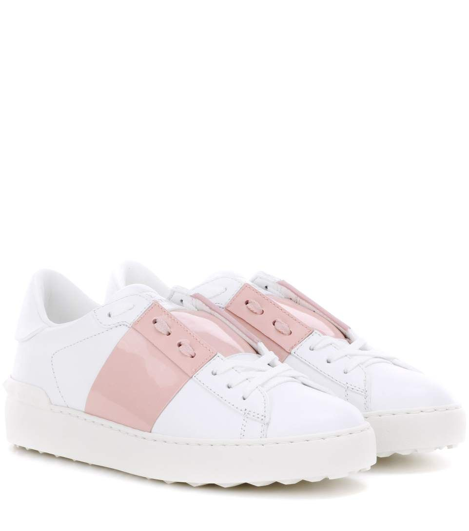 Valentino Patent Leather Trainers TDNl8