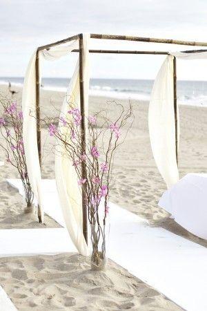 Beach Wedding Beach Wedding Inspiration Simple Beach Wedding