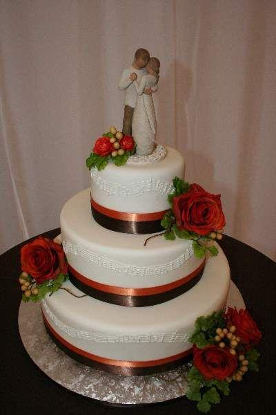 Beautiful Wedding Cake on Cake Boss Cake Pinterest Cake boss