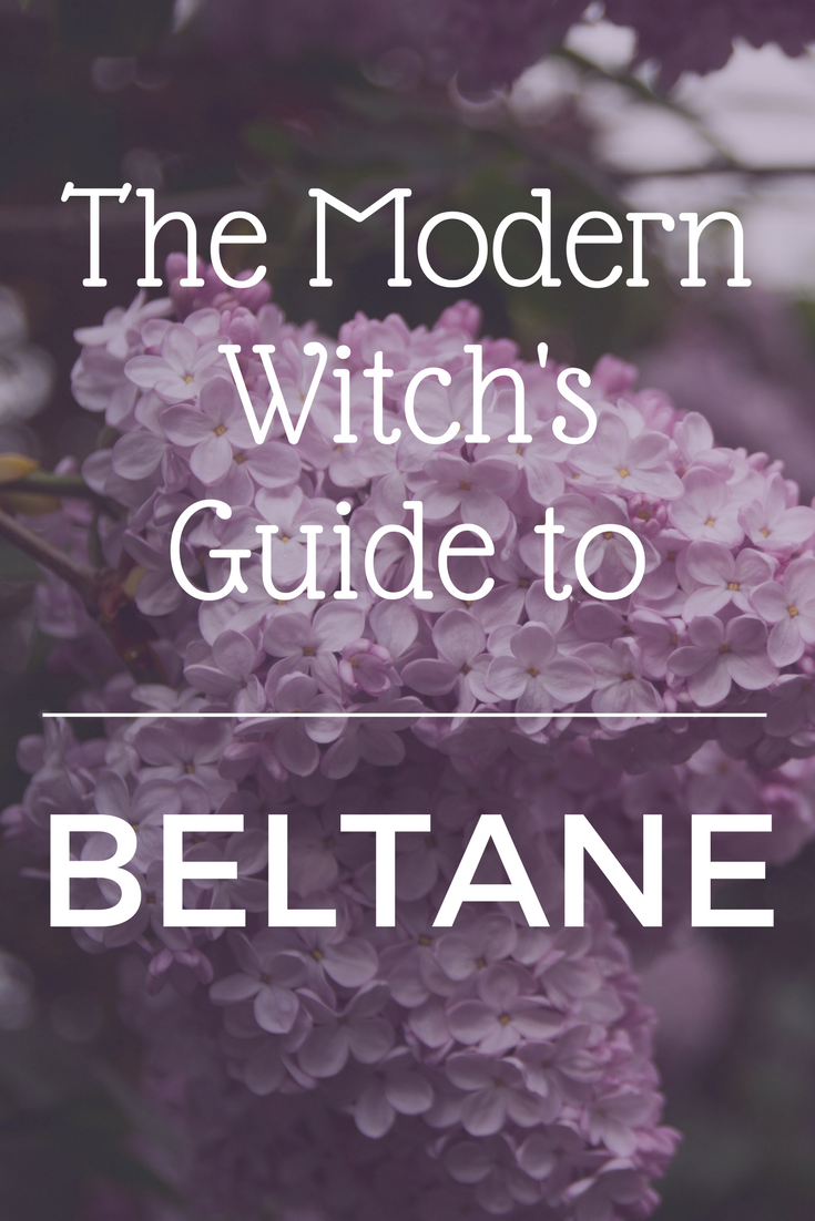 Beltane is nearly upon us! Learn all about how to celebrate this beautiful,  springtime