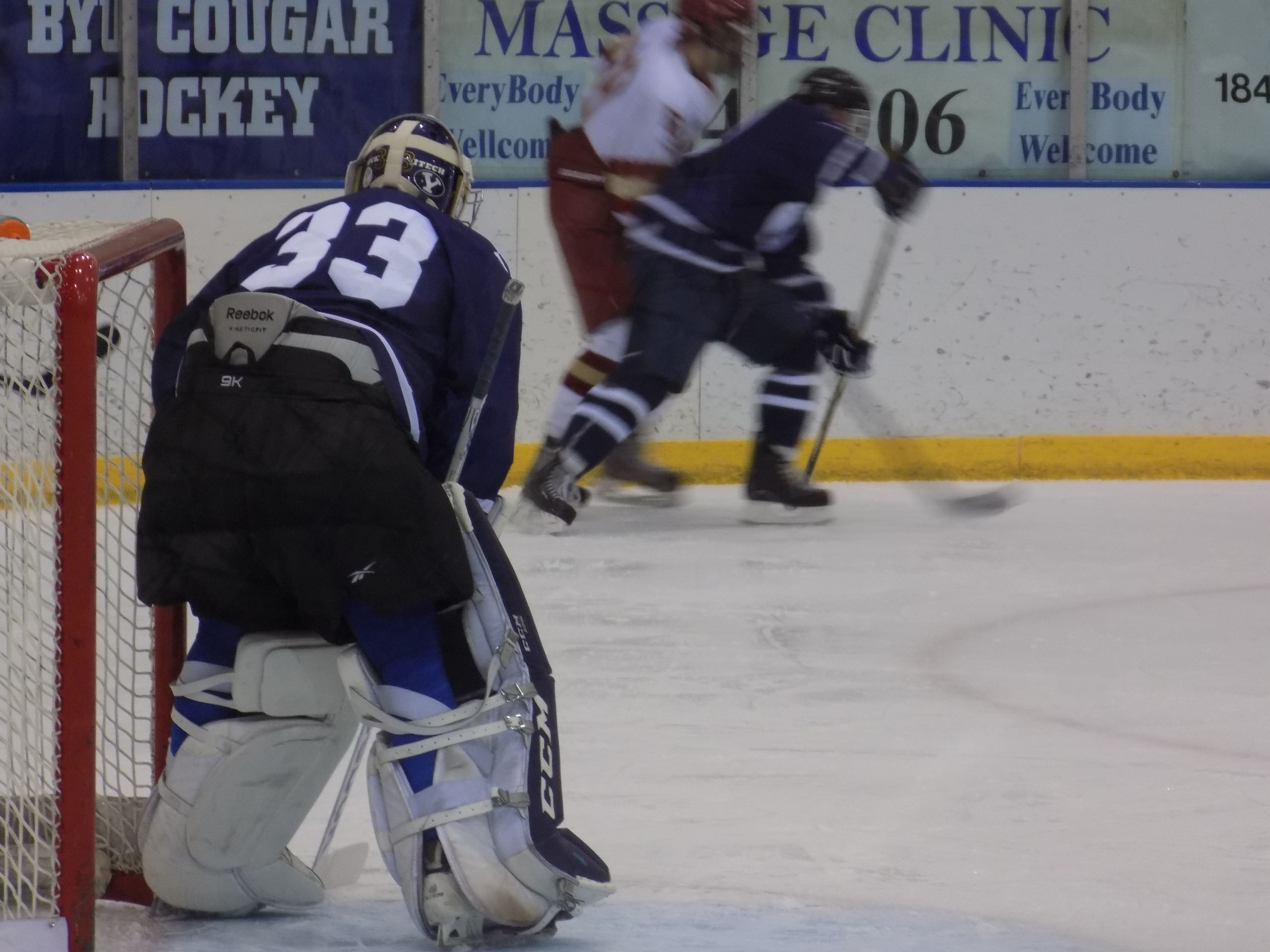 BYU hockey  MWCHL Tournament day one recap  e19bdb805d4