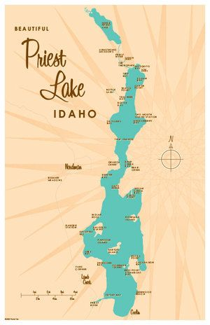 priest lake camping map Enjoy Your Next Camping Trip With These Tips Priest Lake Idaho priest lake camping map
