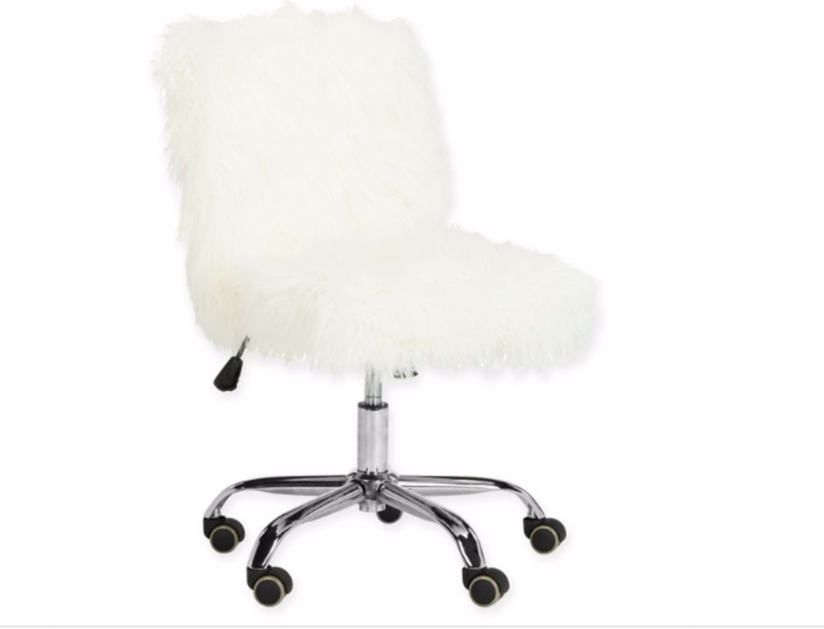8 Cute Desk Chairs For College To Upgrade Your Standard