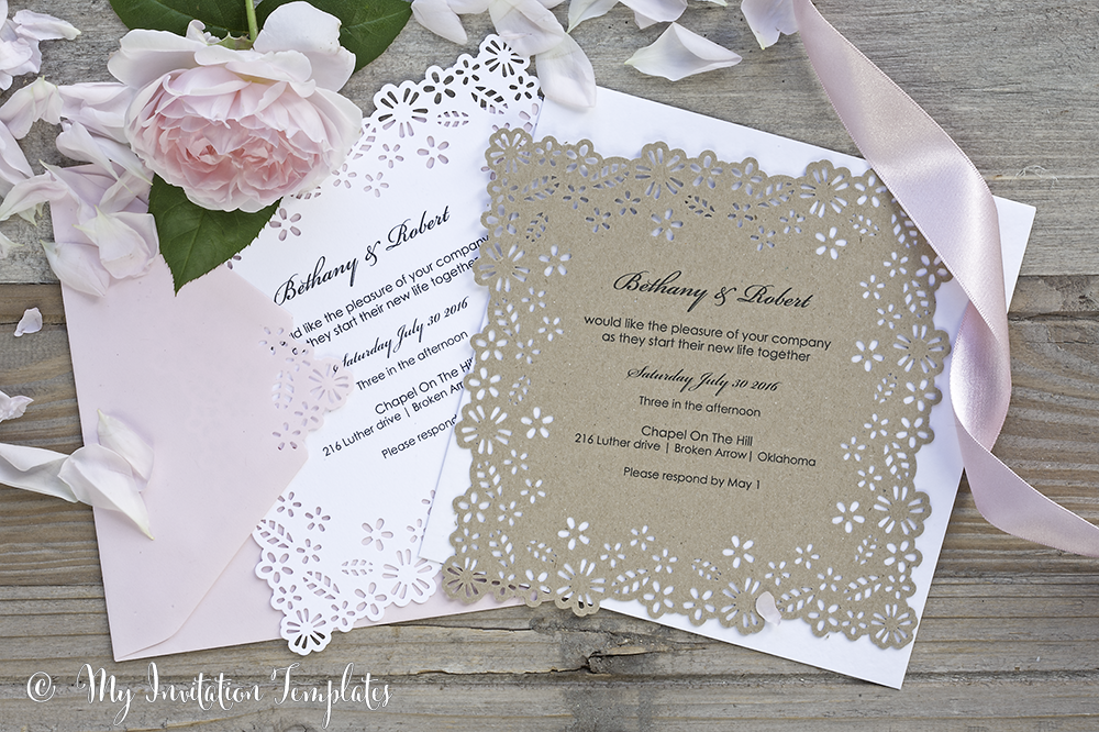 My invitation template tutorials invitation templates diy wedding diy wedding invitation template step by step tutorial guide and instant download template solutioingenieria Image collections