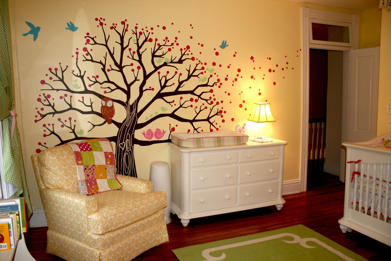 nurseries the tree and nursery design on pinterest bedroom cool bedroom wallpaper baby nursery