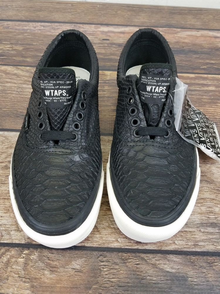 NWOT Vans Zapato Del Barco Gray Boat Shoes Distressed Mens