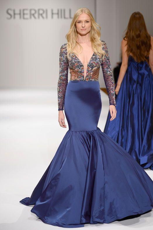 New York Fashion Week, September 2016 - SHERRI HILL - SHERRI HILL ...