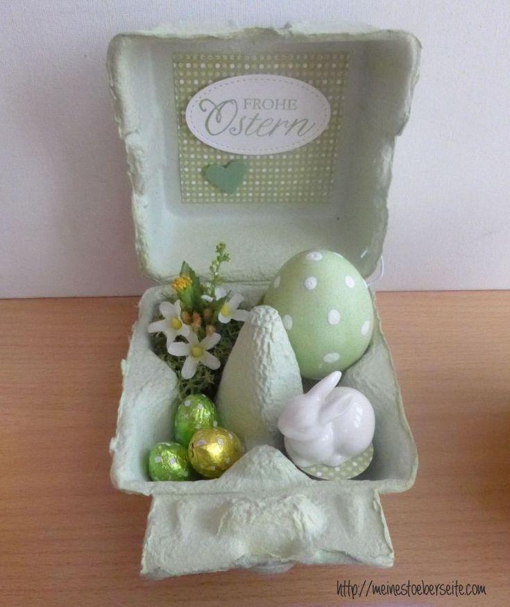 723 Eierkartons Mal Anders Meinestoeberseite In 2020 Ostern Geschenke Basteln Ostern Geschenkidee Ostern