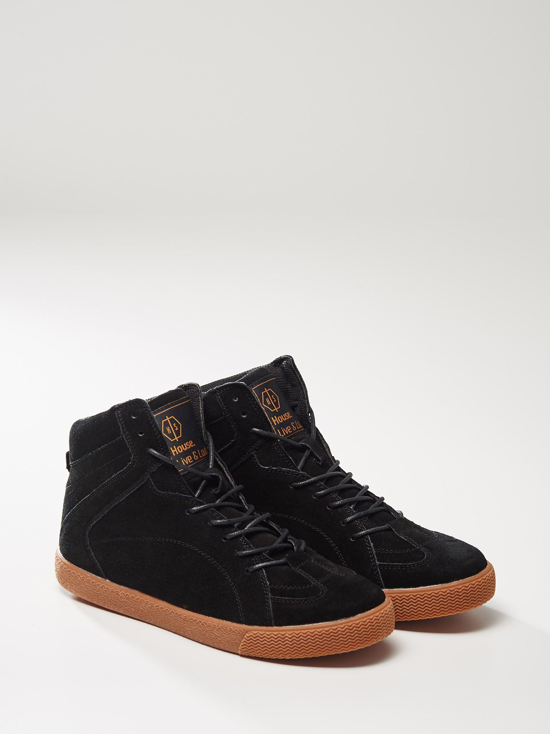 Skorzane Buty Za Kostke House High Ankle Boots Boots Shoes