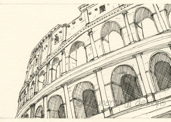 the coliseum of rome essay The roman colosseum is one of rome's most famous landmarks and still attracts several tourists even though after over 2,000 years it stands as a ruin, the colosseum still displays an excellent example of ancient roman architecture and engineering.