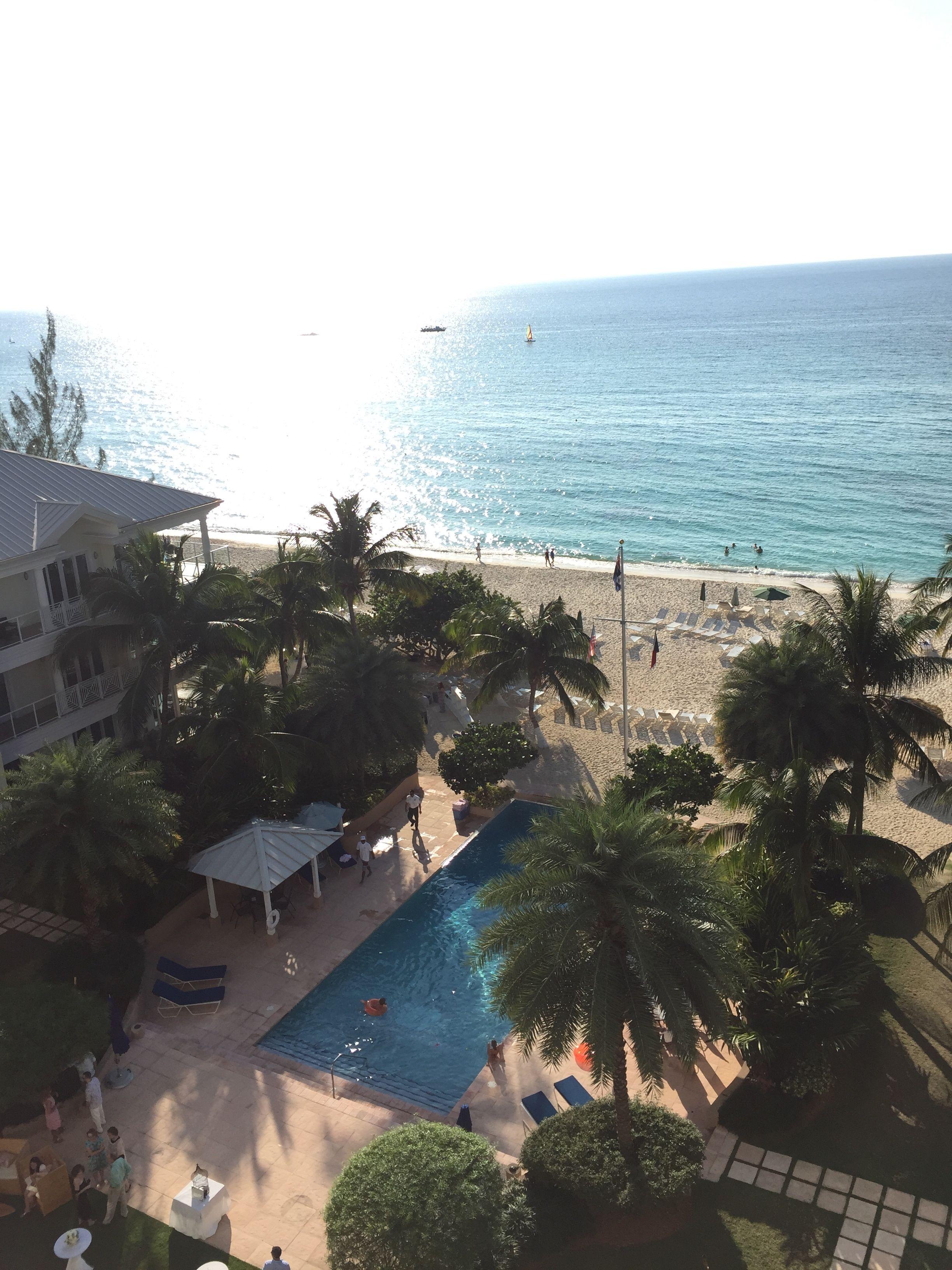 Best view @caribbeanclub @celebrationsltd best wedding location!
