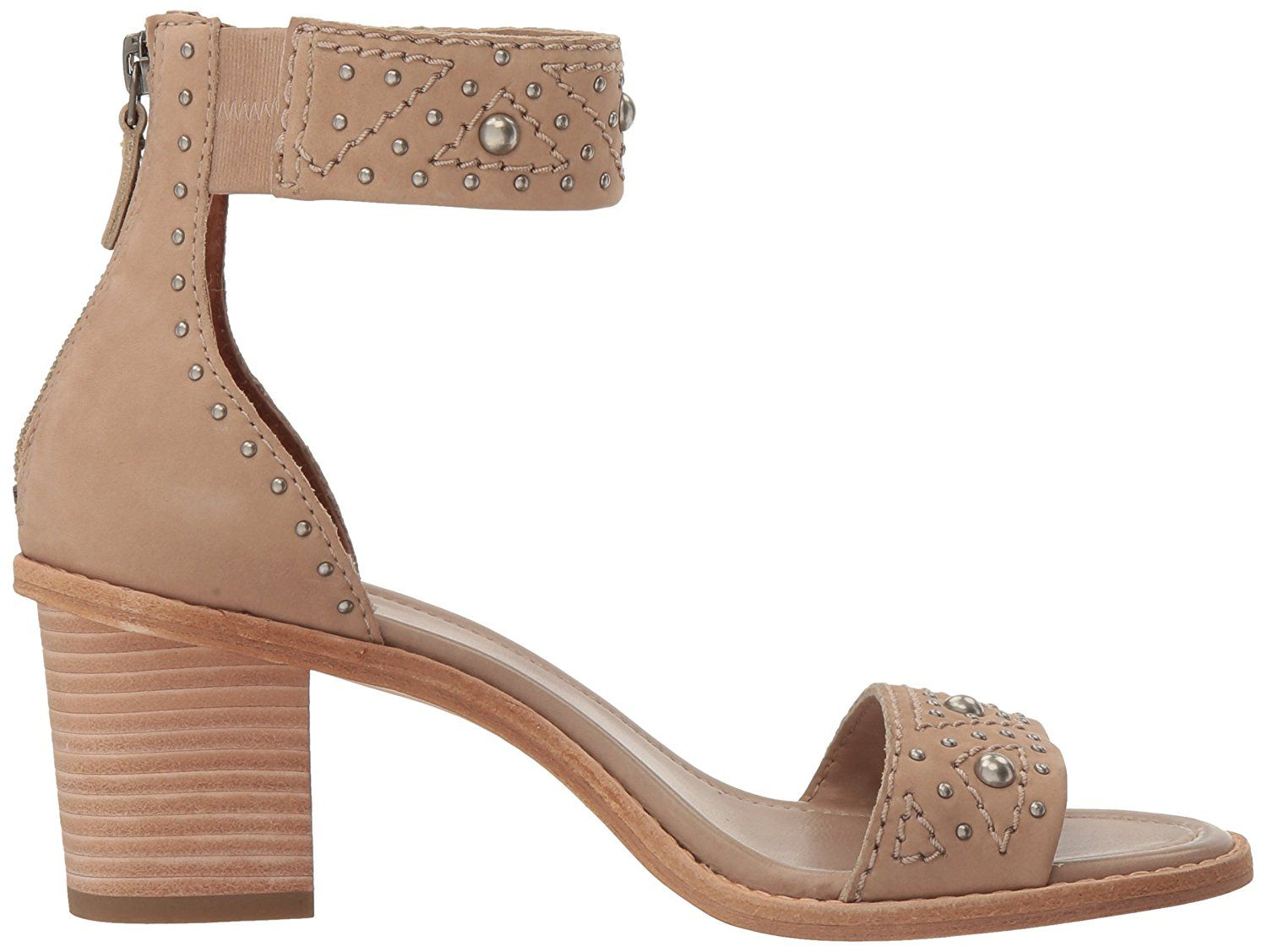 5080348f55b FRYE Women s Brielle Deco Back Zip Dress Sandal -- Continue to the product  at the image link. (This is an affiliate link)  shoes