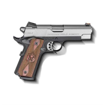 SPRINGFIELD ARMORY 1911-A1 EMP CHAMPION LW 4IN 9MM STAINLESS 10+1RD