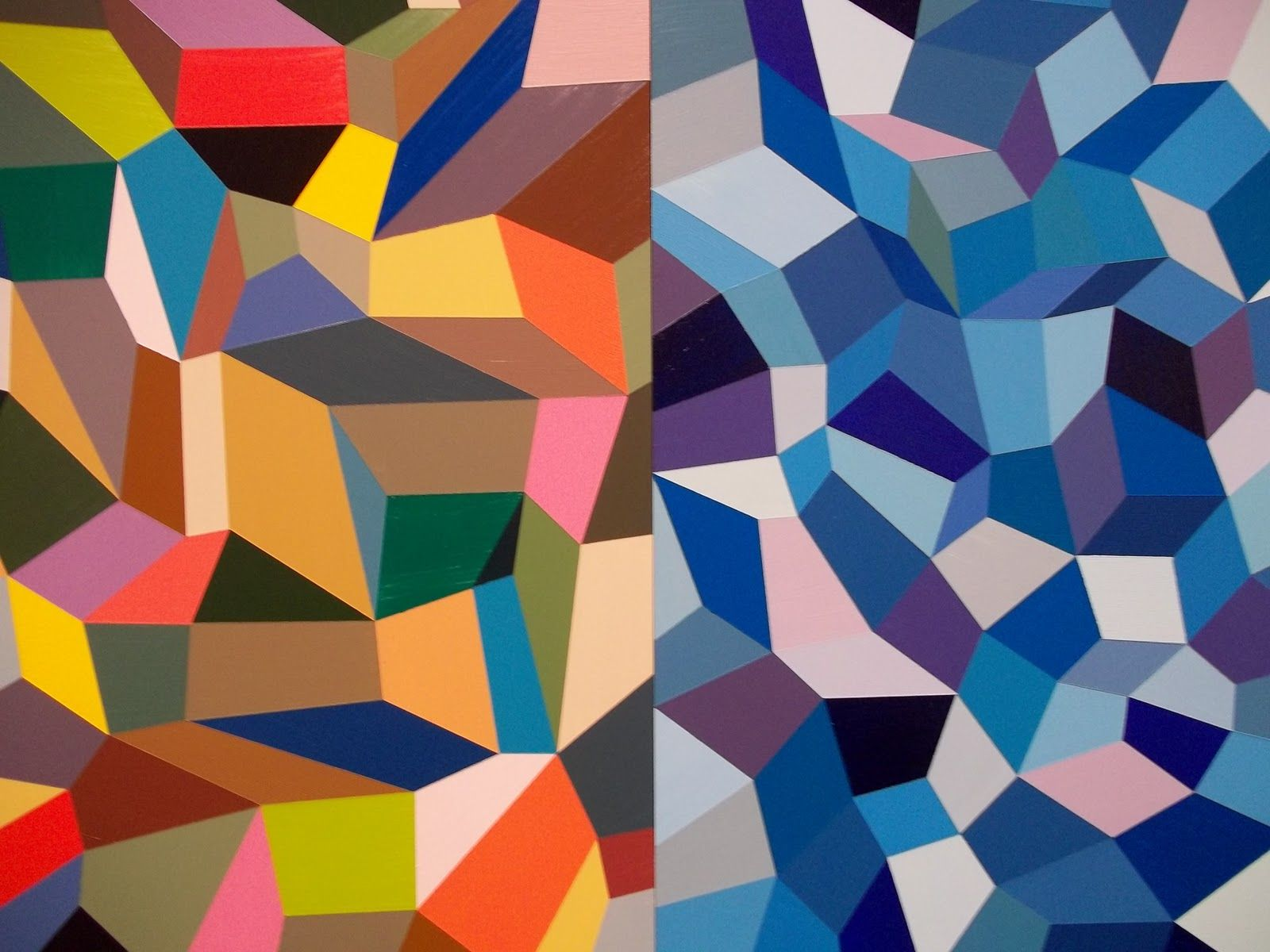 Famous Geometric Shape Art