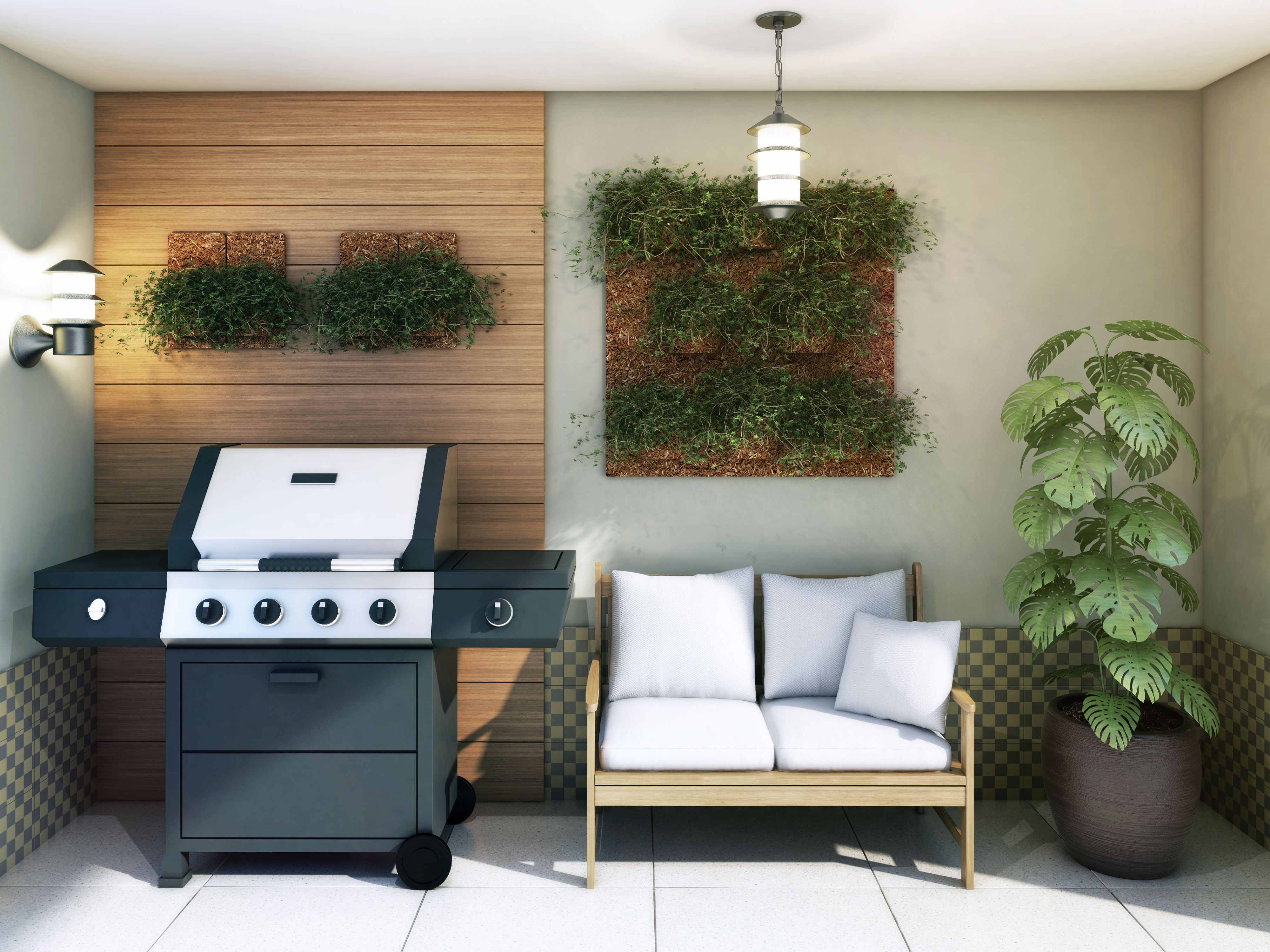 Confira projetos de varanda gourmet para voc se inspirar