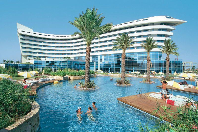5 sterren hotels in turkije