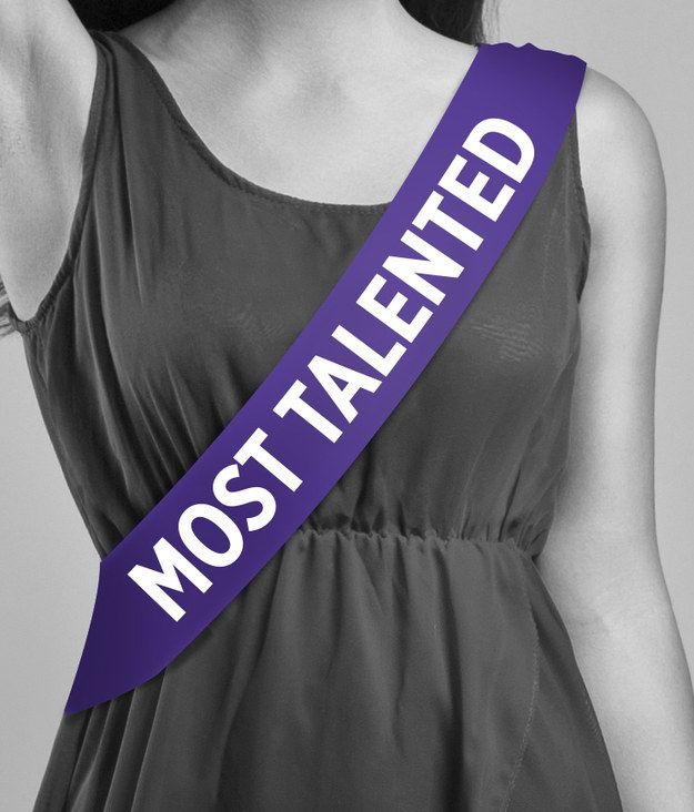 I got Most Talented! What Would Your Pageant Title Actually Be?