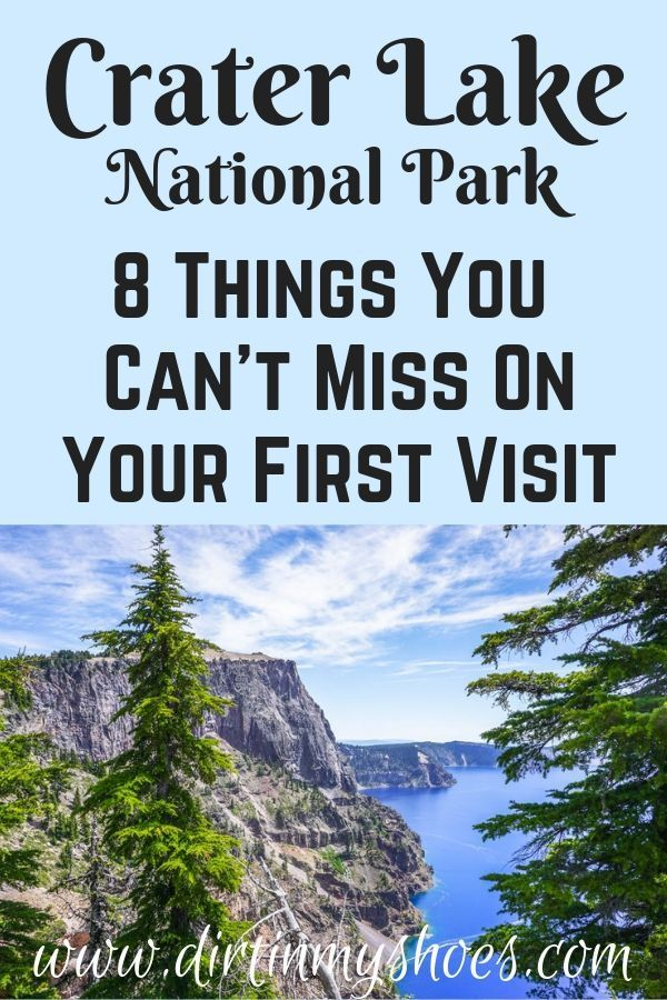 8 Things You Can't Miss On Your First Visit to Crater Lake