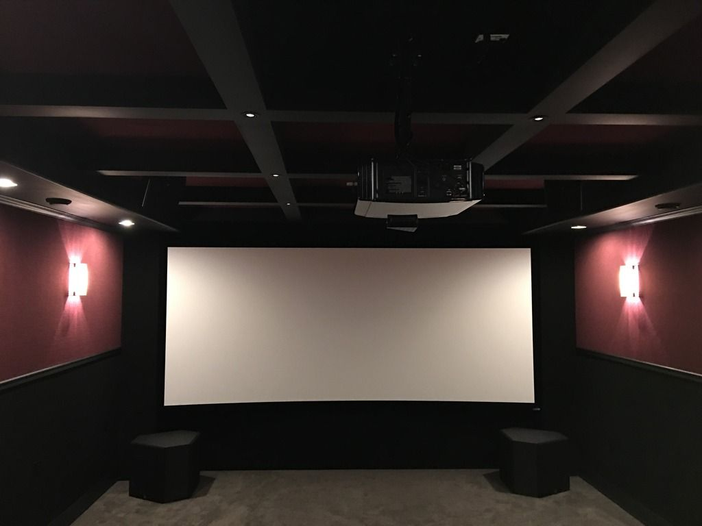 Frederick Home Theater Duex   AVS Forum | Home Theater Discussions And  Reviews · Home Theater SpeakersTheatre DesignHome ...