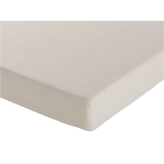 Small Double Fitted Sheet Argos
