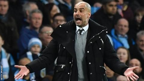 A season without a trophy is a failure, says Pep #Guardiola, and there are only two options left: #FACup & #UCL.