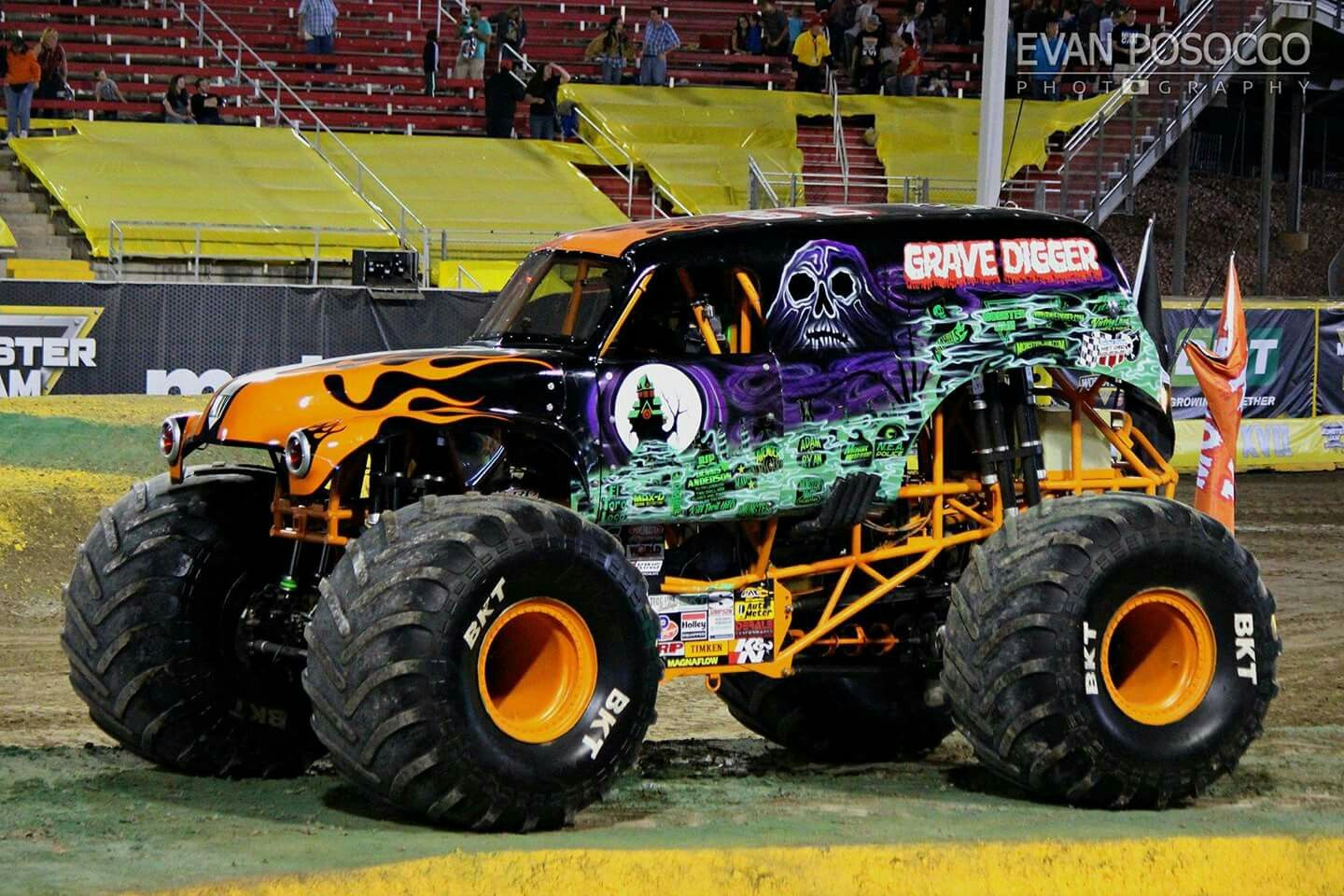 Hot Rod Monster Truck Hot Rod