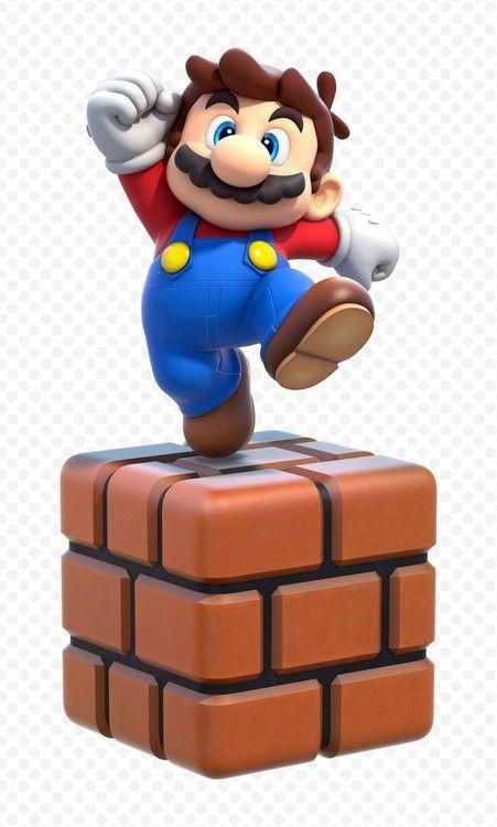 Super Mario 3D World Art
