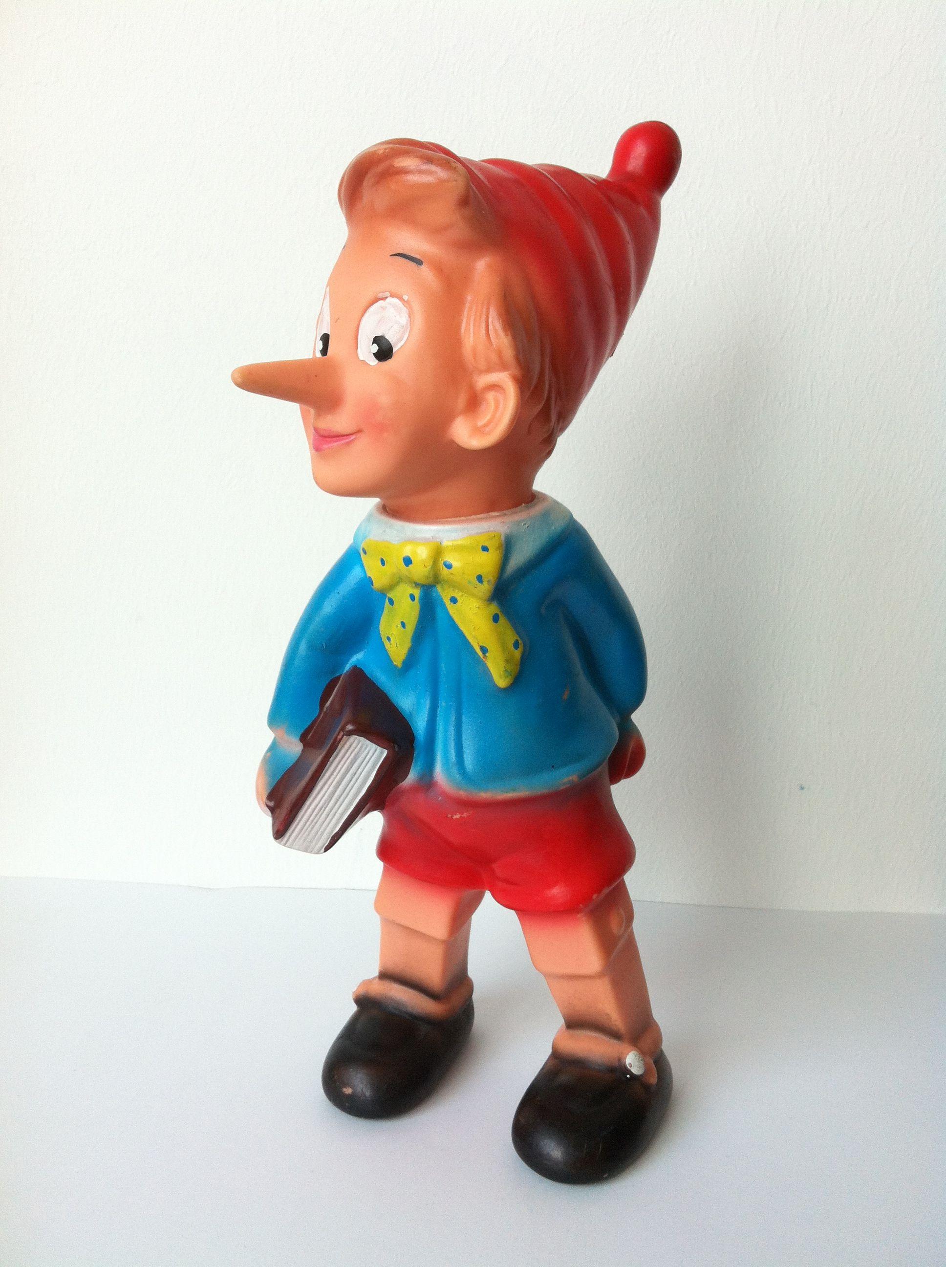 Pinocchio Ledraplastic 1970