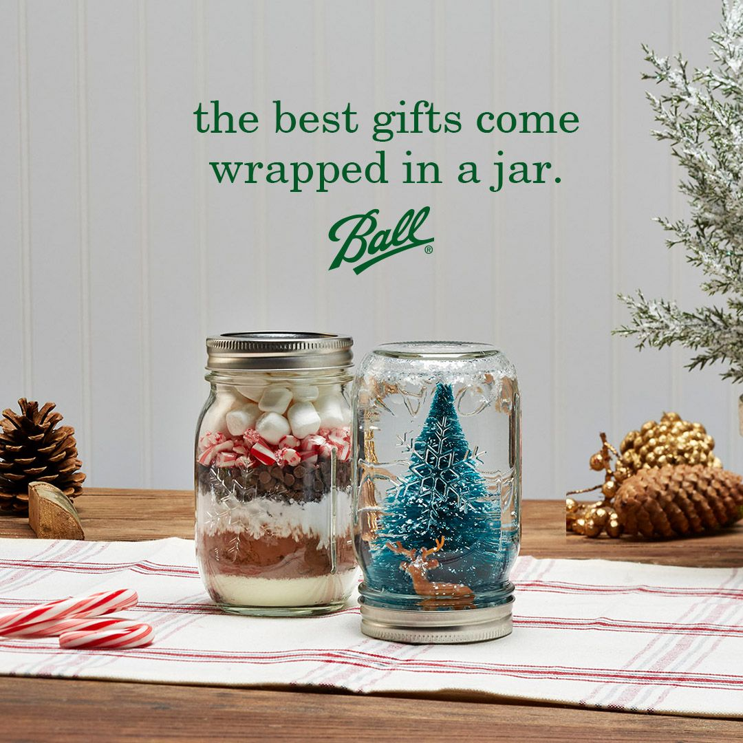 Find the perfect Ball® jar for every gift on your list this holiday ...
