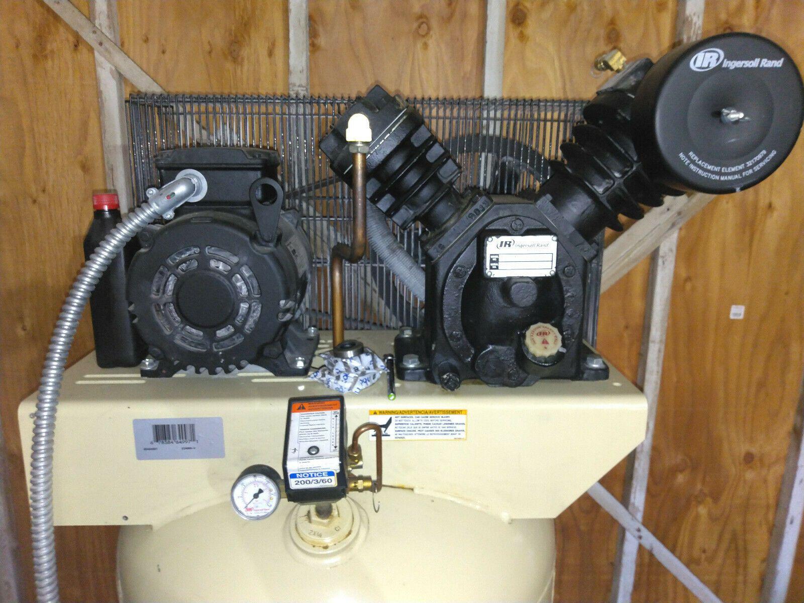80 Gallon Air Compressor in 2020 80 gallon air