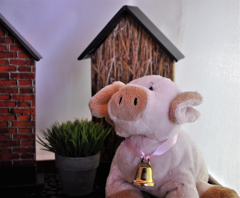 The Three Little Pigs Nursery Rhymes Theme Birthday